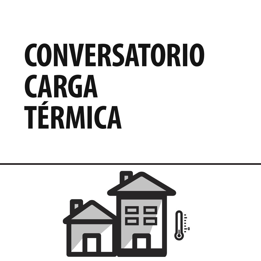 Curso Conversatorio Carga Termica